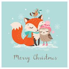 Der Fuchs und sein Weihnachtsgeschenk